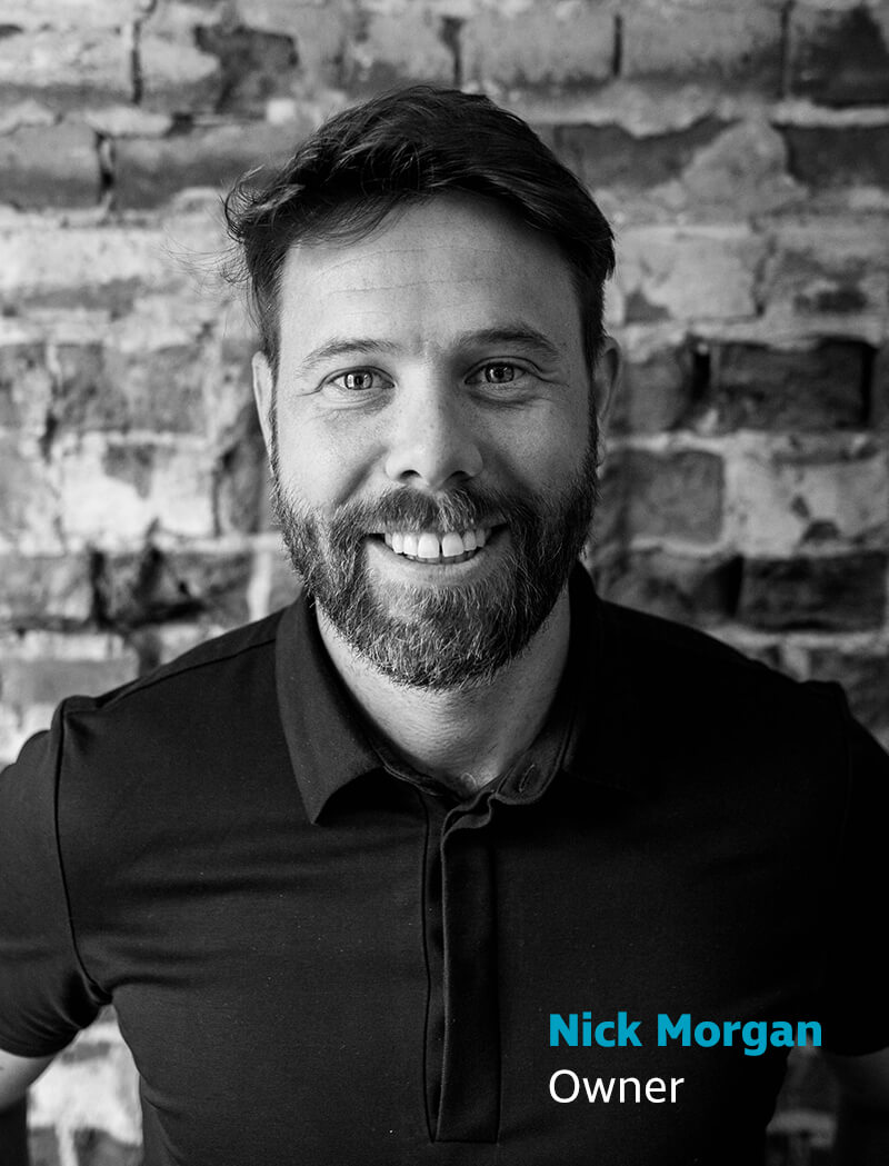 Nick Morgan Sports Integrated Headshot
